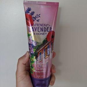 Bath & Body Works French Lavender Body Cream